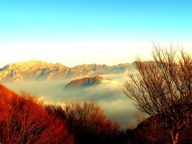 zol素材 高清图片 云海自然风景图片